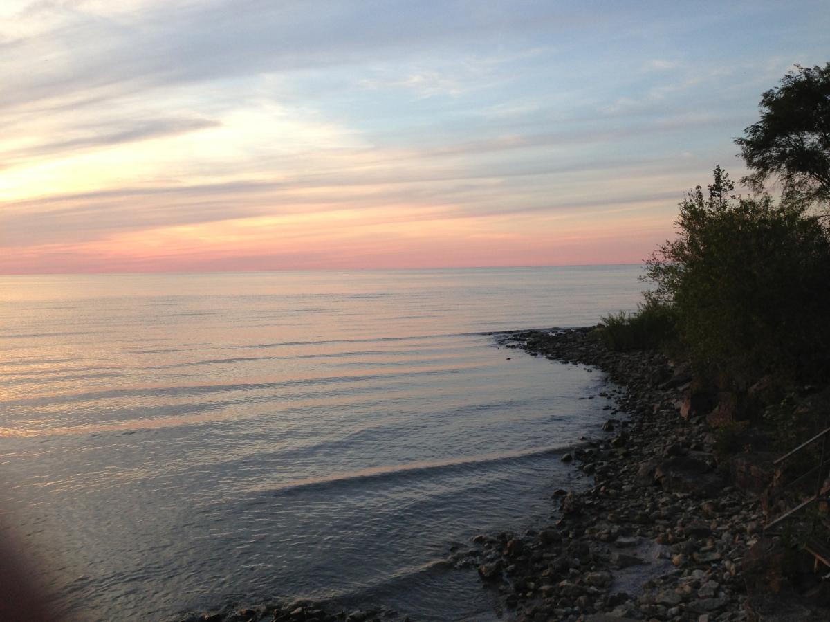 The Non Island Of Catawba Island Great Lakes Island