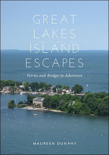 Great Lakes Island Escapes book cover